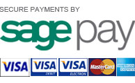 Secure Credit Card Processing with Sage Pay